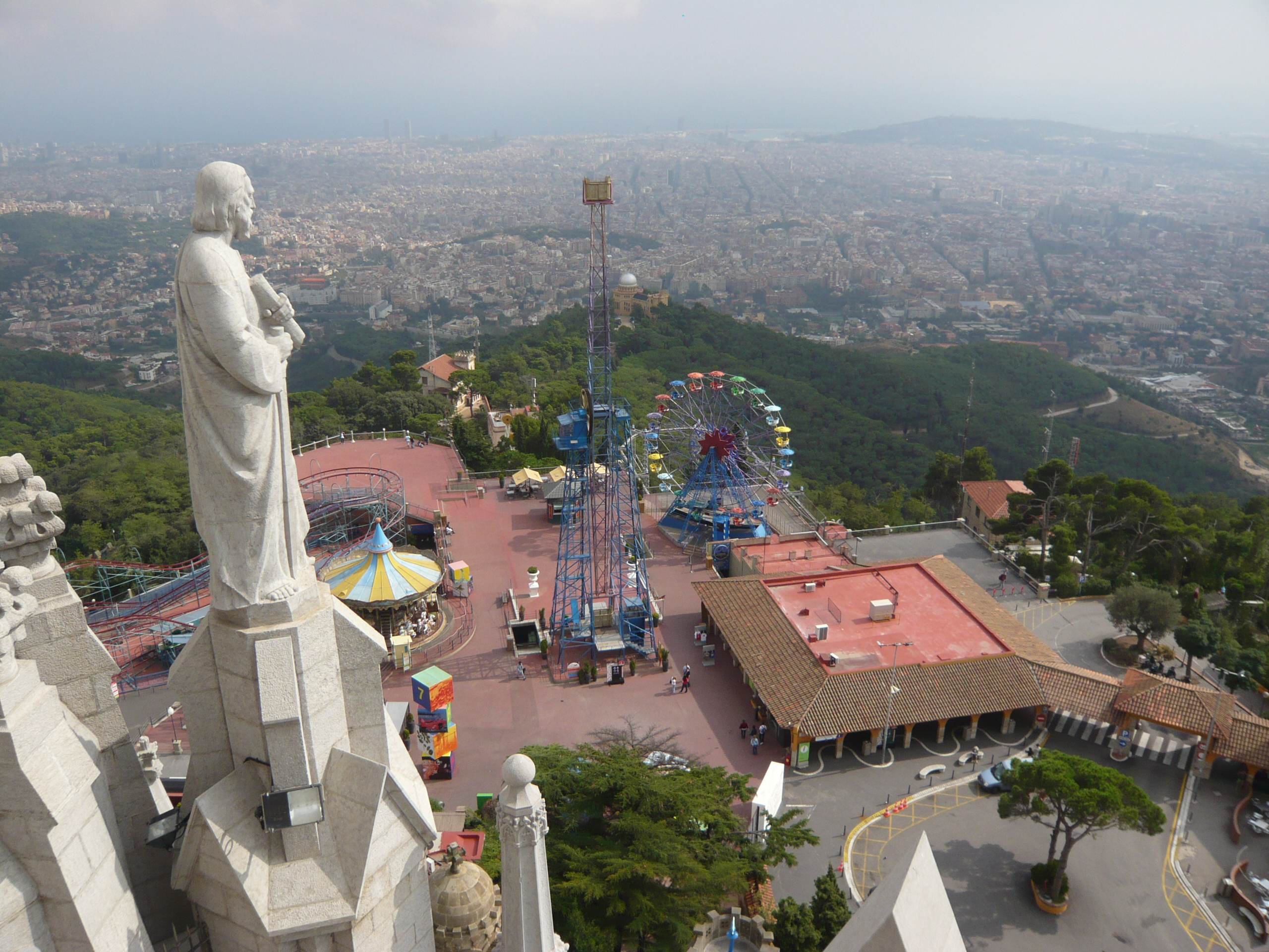 mont-tibidabo Images - Frompo - 1
