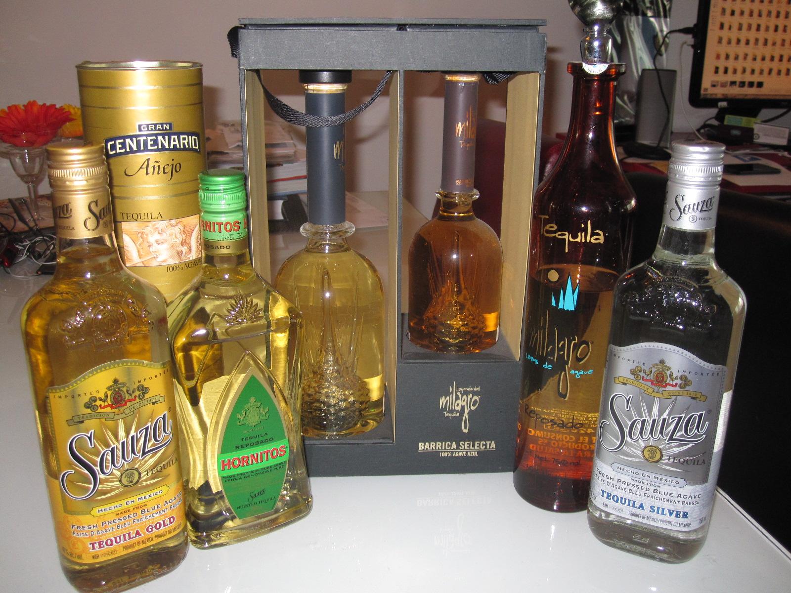 4a245b1e242e0e Sauza Hornitos  High-end Tequila Taste