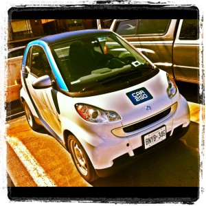 Car2Go Toronto Review