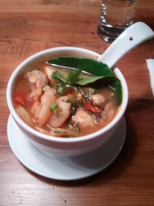 Khao San Road Soup Of The Day Cup - $3