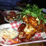 Korean Chicken Wings (Oddseoul)
