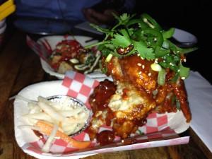 Korean Chicken Wings (Oddseoul)