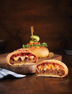 Boston Pizza Pizzaburger Side