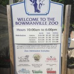 Bowmanville Zoo Prices