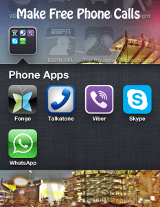 Free Phone Apps