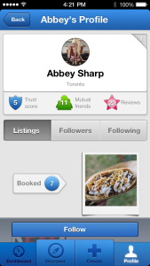 Uniiverse iPhone App 6