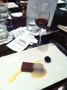 Dark Horse Dessert