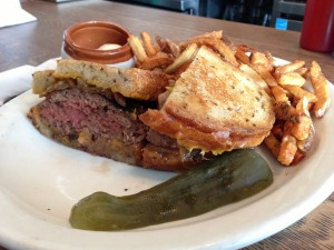 Rose and Sons Patty Melt