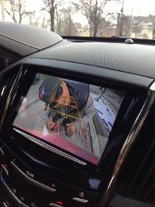 ATS Rear View Camera