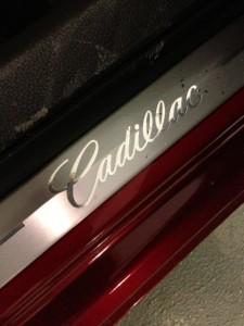 Cadillac ATS Door