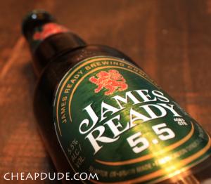 James Ready 5.5