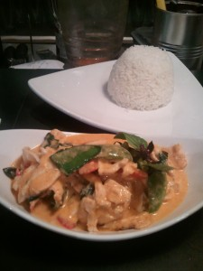 Panang Curry $14 (Khao San Road)