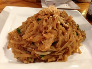 Sam Roas Pad Thai $15 (Khao San Road)