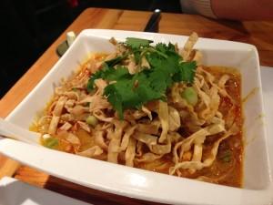 Khao Soi Beef $14 (Khao San Road)
