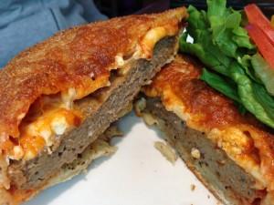 5-Cheese Pizzaburger 2