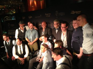 Diageo Canada World Class Finalists & Judges