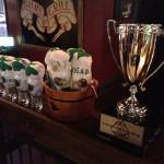 The Ballroom Bowl Trophy