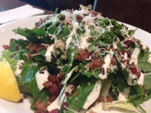 Hail Kale Caesar Salad